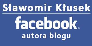 Facebook - autora blogu